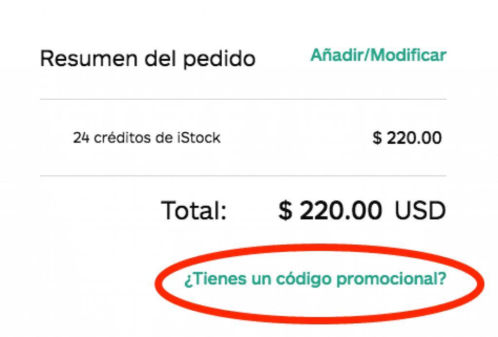 Código Descuento iStock 2019 - 20% Off! 4