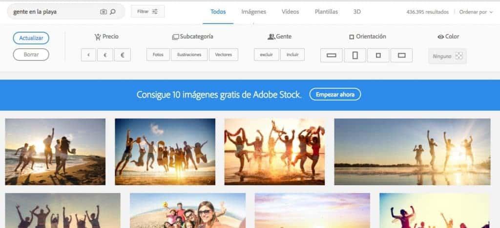 Adobe Stock - El Mejor Servicio para Diseñadores + Prueba Gratis! 8