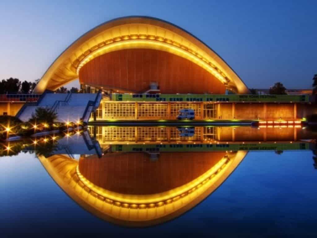 Casa de culturas mundiales
