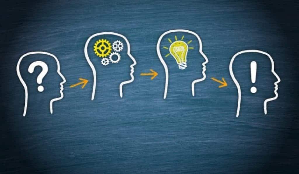 Personas, negocios, azul, vista, rostro humano, trabajo