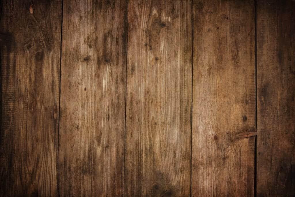 Textura de madera, tablón de madera de grano, escritorio o piso de madera, viejo tablero de madera rayada