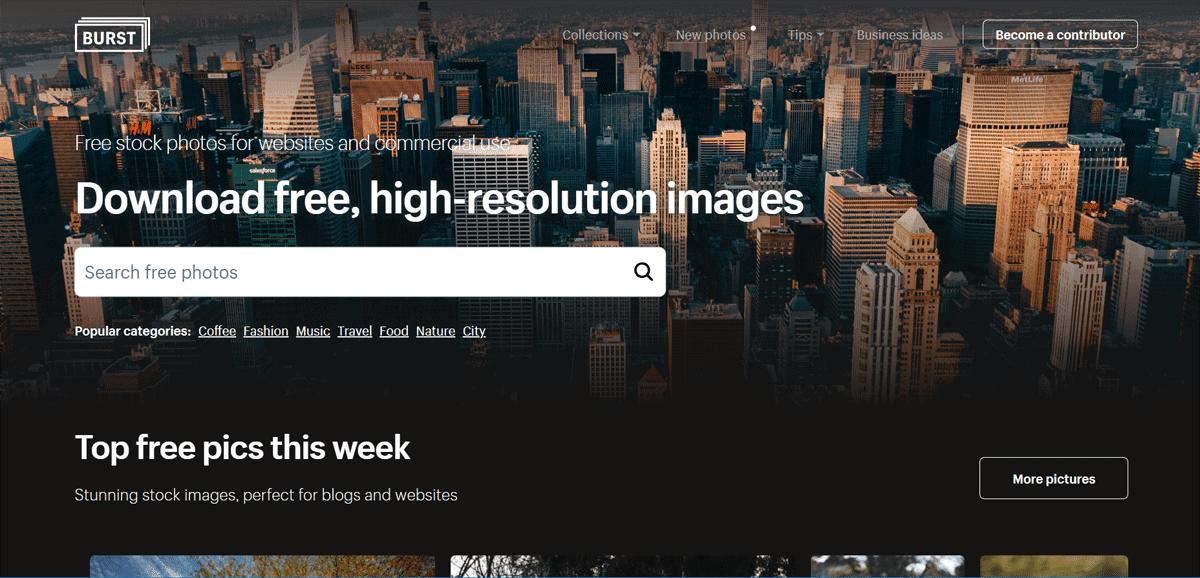 Los 27 Mejores Bancos de Imágenes Gratuitas de la Web 9