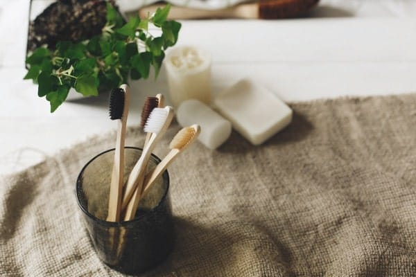 Productos Higiene Bambu Madera