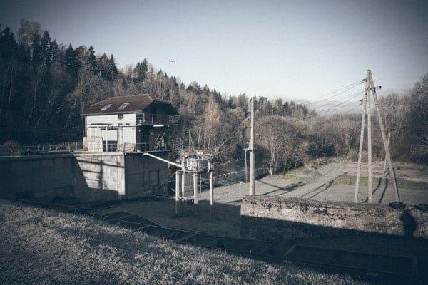 Paisaje Rural Invierno