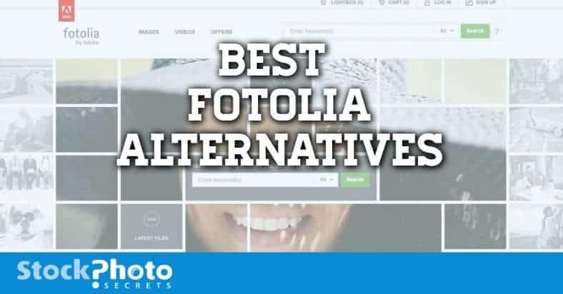 Descubre las 4 mejores Alternativas a Fotolia! 1
