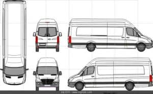 Car Outline Example