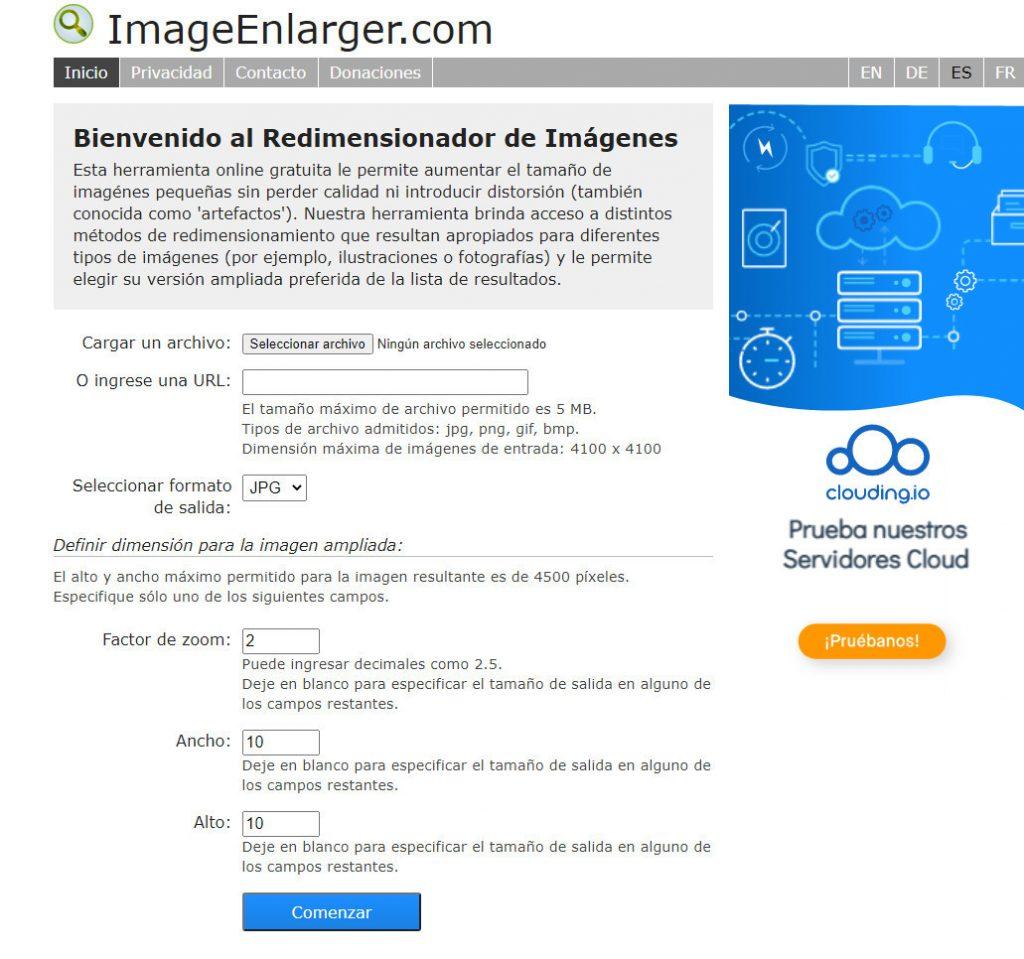 https://www.imageenlarger.com/es.html