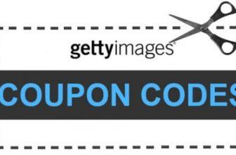 Cupón y códigos de promoción de Getty Images
