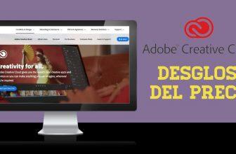 Desglose del precio Adobe Creative Cloud: Encuentra el plan ideal para ti