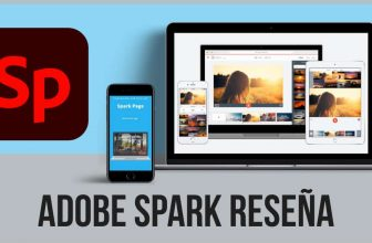 Adobe Spark reseña 2021 – precios, características.