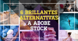 6 brillantes alternativas a Adobe Stock para profesionales creativos