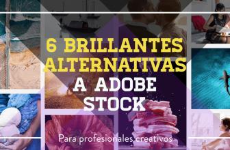 6 brillantes alternativas a Adobe Stock para profesionales creativos