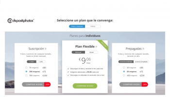 El Codigo Cupón de Depositphotos-5 Fotos gratuitas + Un 20% de Descuento en 2020