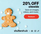 20% Cupón Descuento Shutterstock 2020