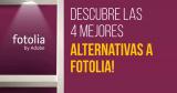 Descubre las 4 mejores alternativas a Fotolia!