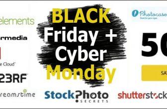 Black Friday 2020 & Cyber Monday 2020: Todas las ofertas imprescindibles de fotos de stock
