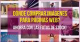 Dónde comprar imágenes para páginas web-ahorra con las fotos de stock