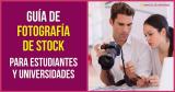 Guía de fotografía de stock para estudiantes y universidades – una guía completa