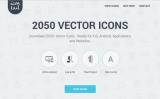 Descubre Icontail, el mejor Icon Set, ahora con 50% Off!