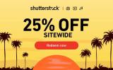 25% descuento de Shutterstock 2021 (exclusivo código cupón)